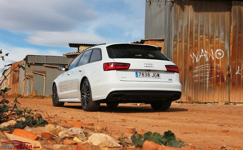 Prueba Audi A4 Avant Competition 6