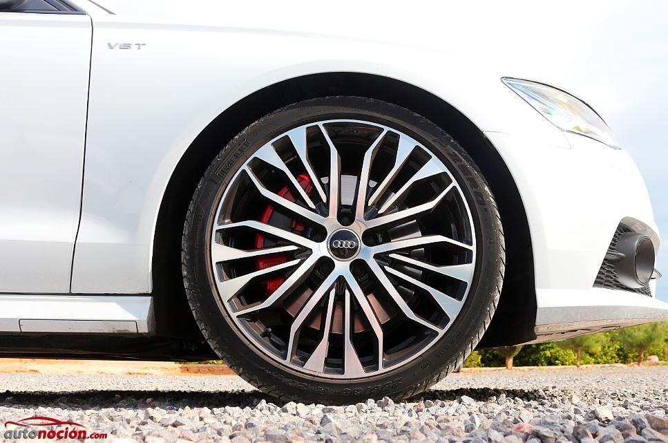 Prueba Audi A4 Avant Competition 8