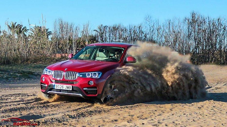Prueba BMW X4 xDrive20d 190 CV y 400 Nm de par: La estética coupé en un SUV de tamaño medio no está tan mal…