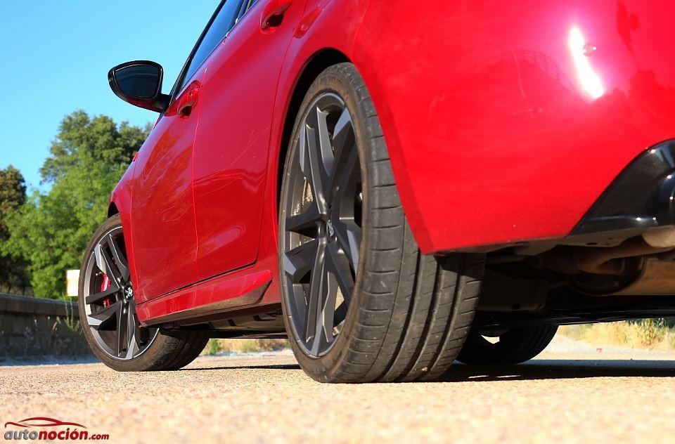 Prueba Peugeot 308 GTi 11