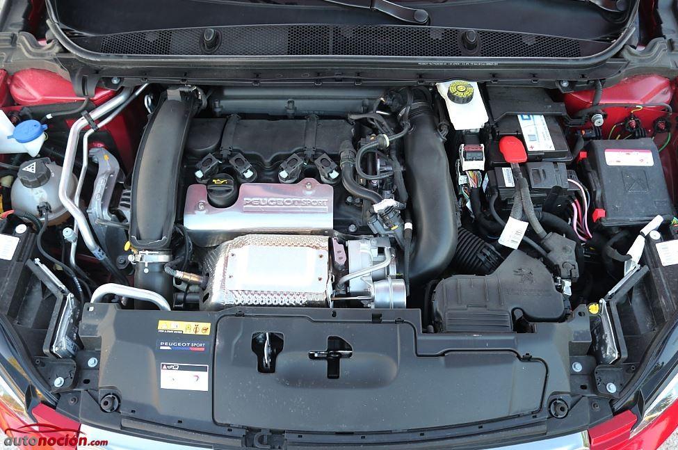 Prueba Peugeot 308 GTi 28
