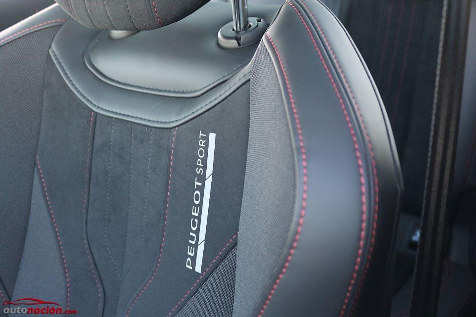 Prueba Peugeot 308 GTi 34