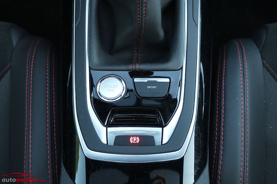 Prueba Peugeot 308 GTi 36