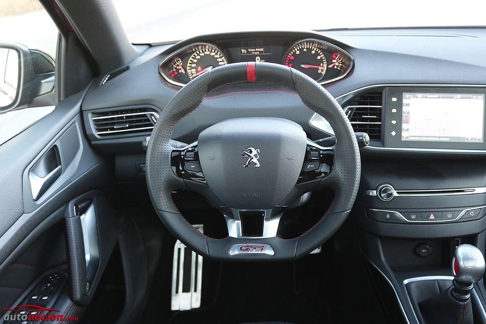 Prueba Peugeot 308 GTi 37