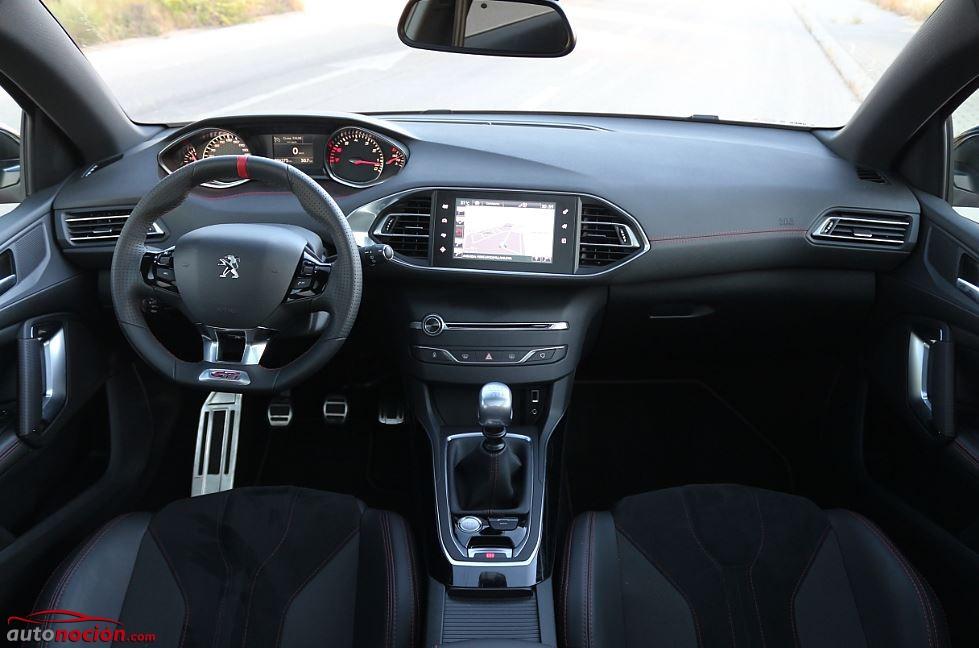 Prueba Peugeot 308 GTi 39