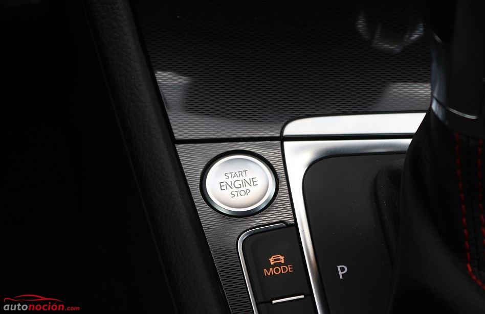 Prueba Volkswagen GTI Performance 10