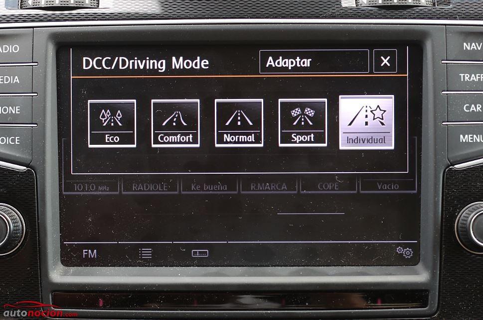 Prueba Volkswagen GTI Performance 16