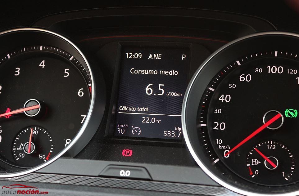 Prueba Volkswagen GTI Performance 18