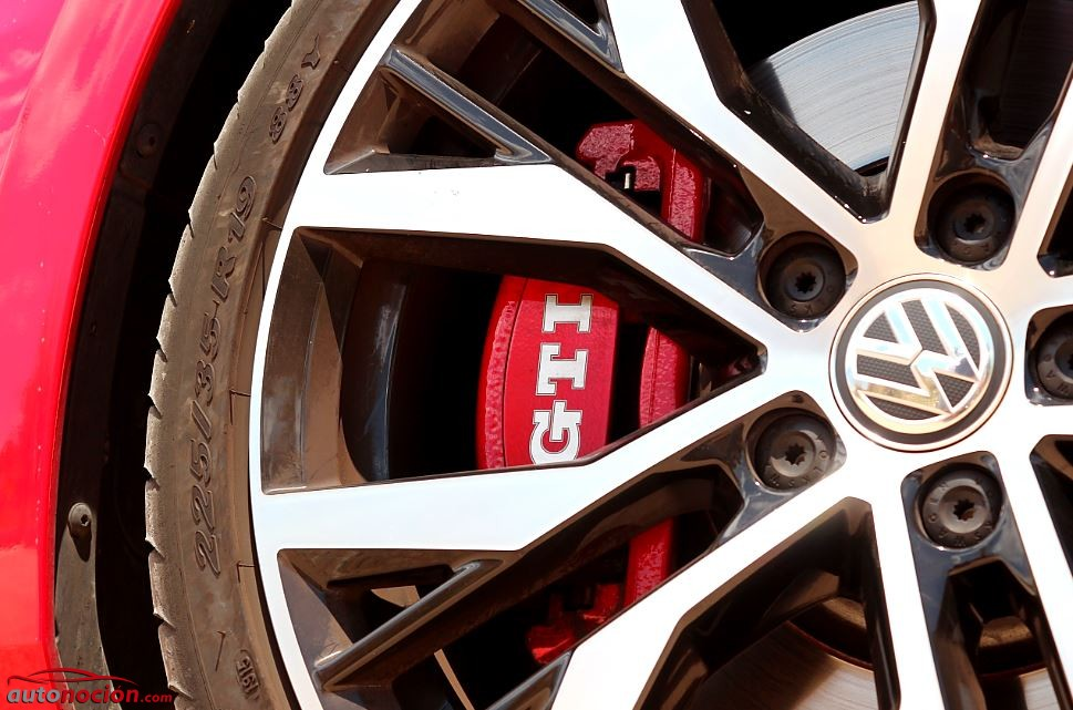 Prueba Volkswagen GTI Performance 24