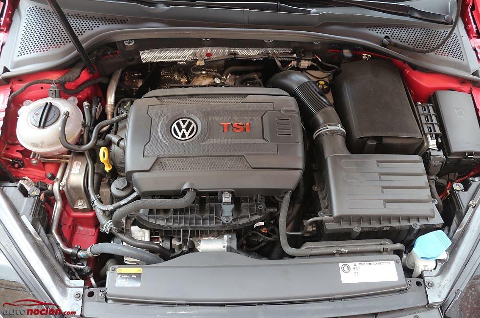 Prueba Volkswagen GTI Performance 3