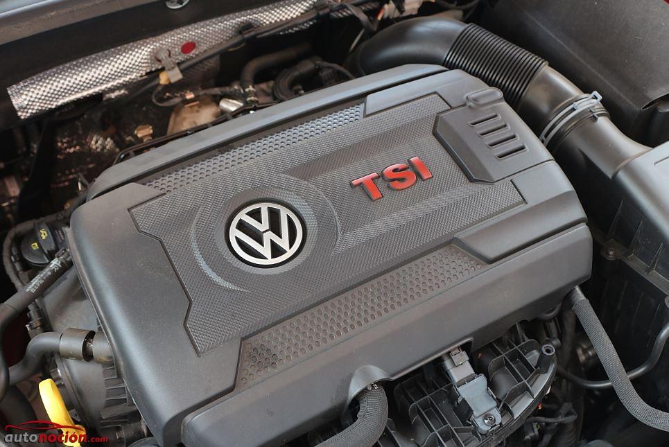 Prueba Volkswagen GTI Performance 4