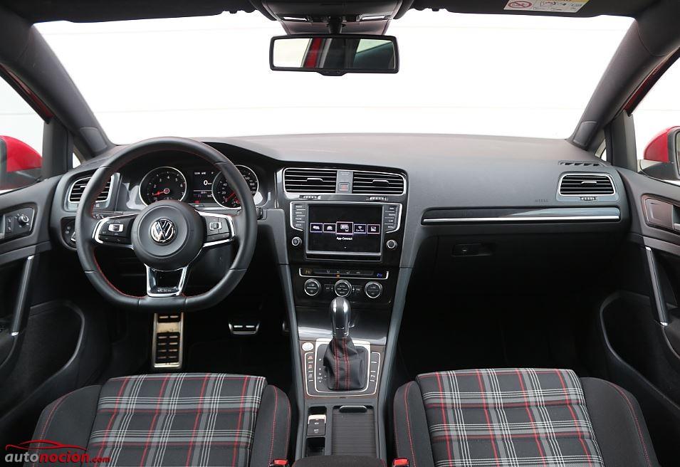 Prueba Volkswagen GTI Performance 5