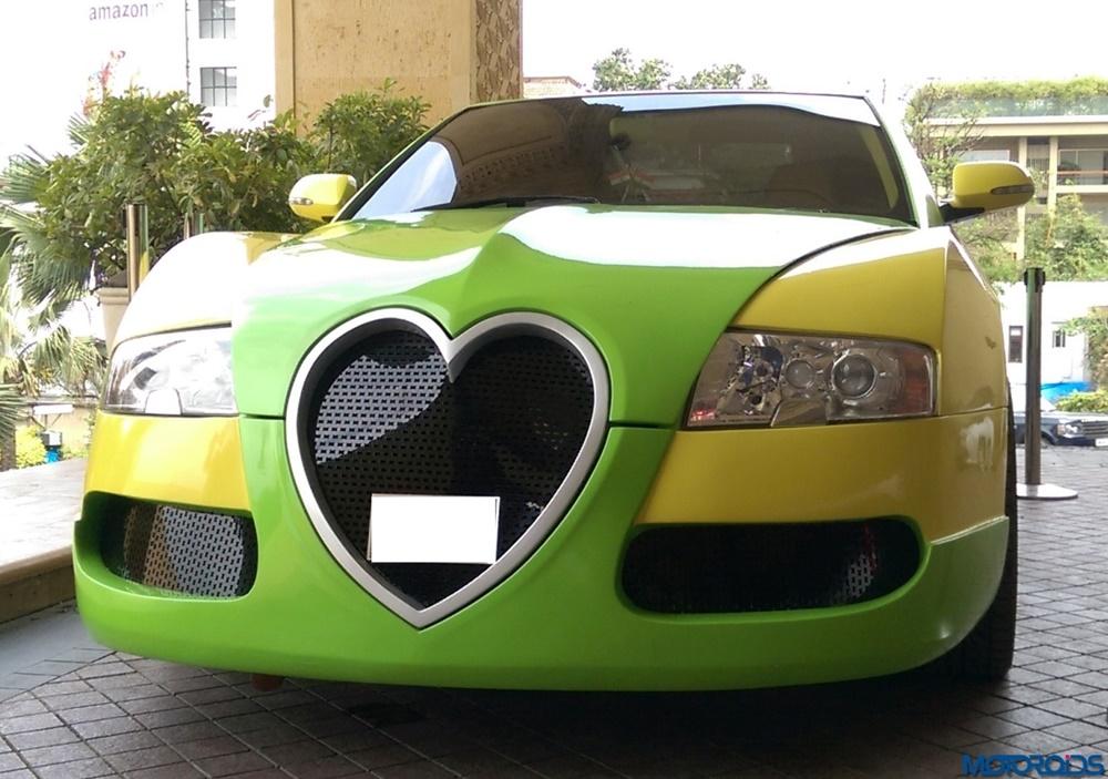 Réplica india Bugatti Veyron (8)