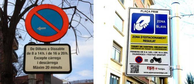 Ojo con las señales de tráfico en otro idioma: La polémica está servida en Valencia