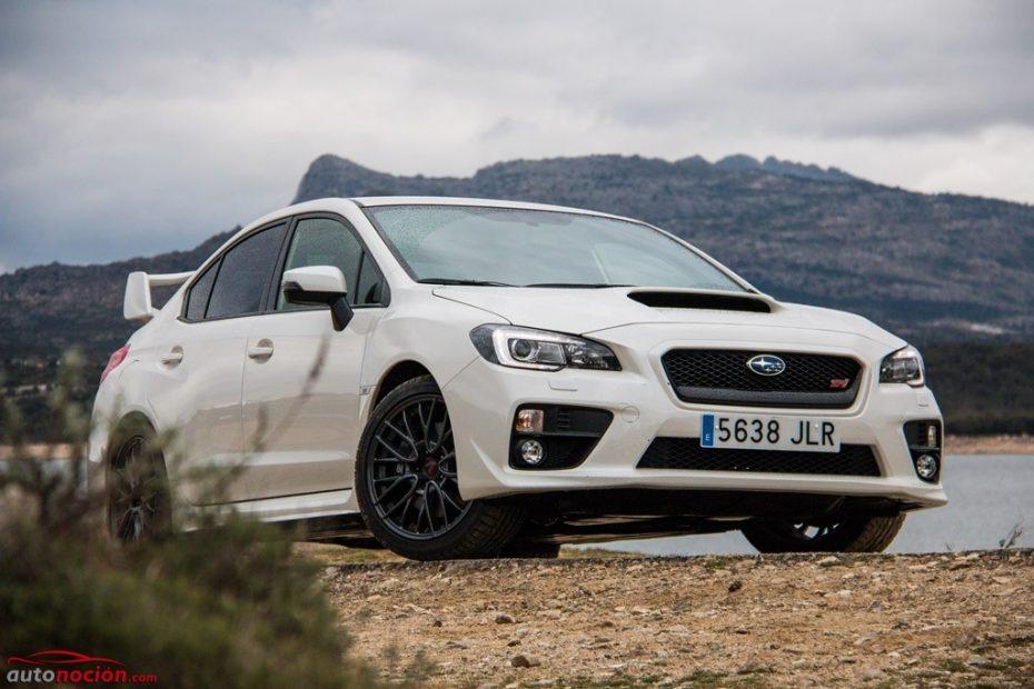 El Subaru WRX STI se despide de Europa sin reemplazo a corto plazo: En 2018 parará la producción