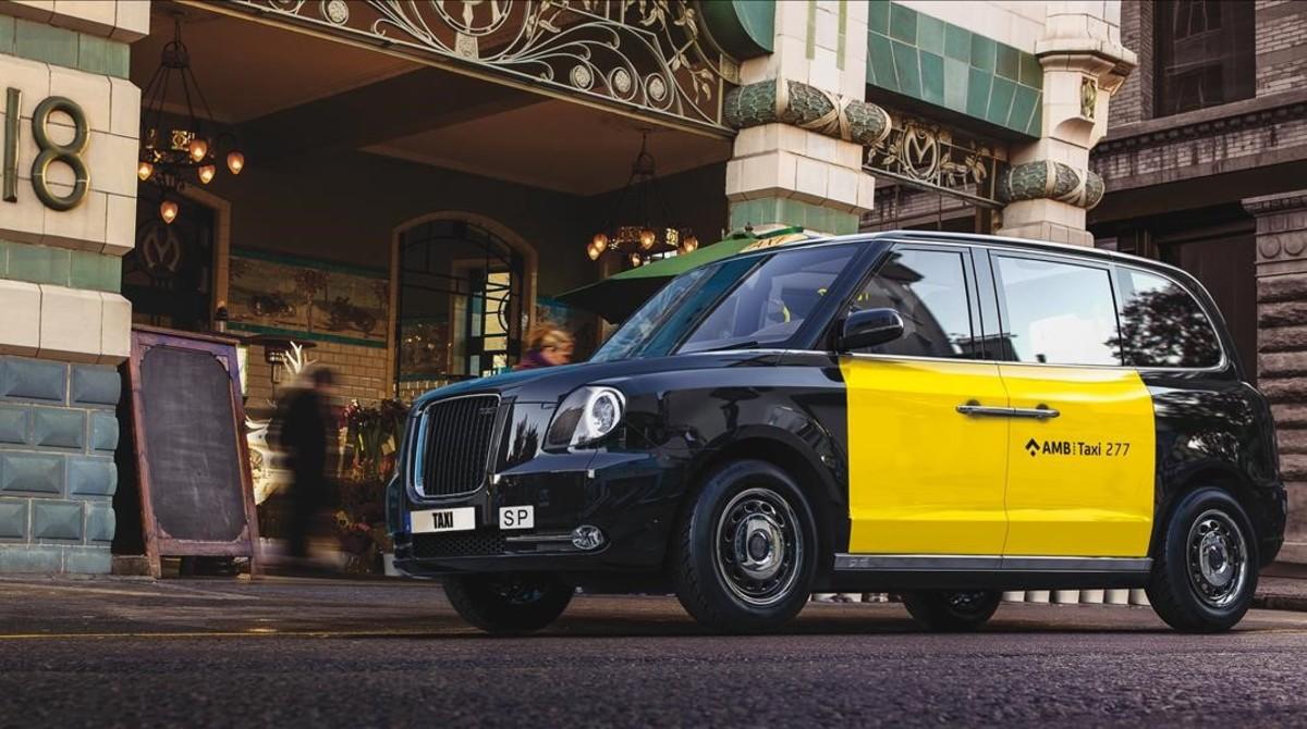 ¡Atención taxista!: El icónico taxi de Londres llegará a España, eso sí, 100% eléctrico