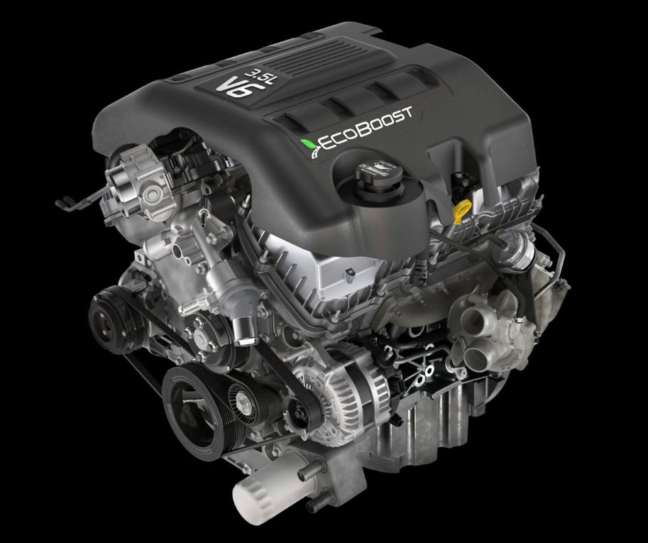V6 Ecoboost de Ford