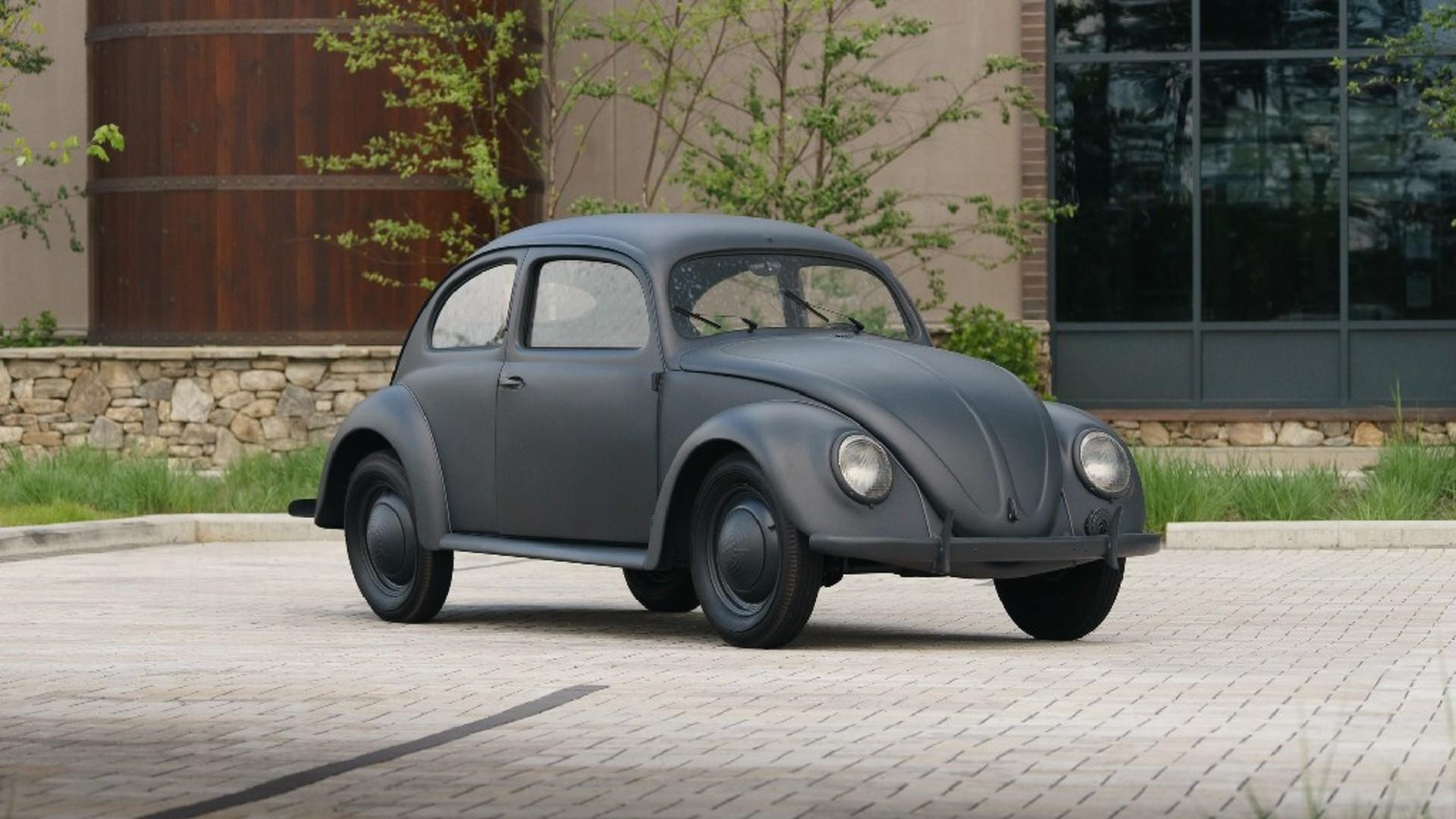 Volkswagen Beetle 1943 KDF Type 60.2