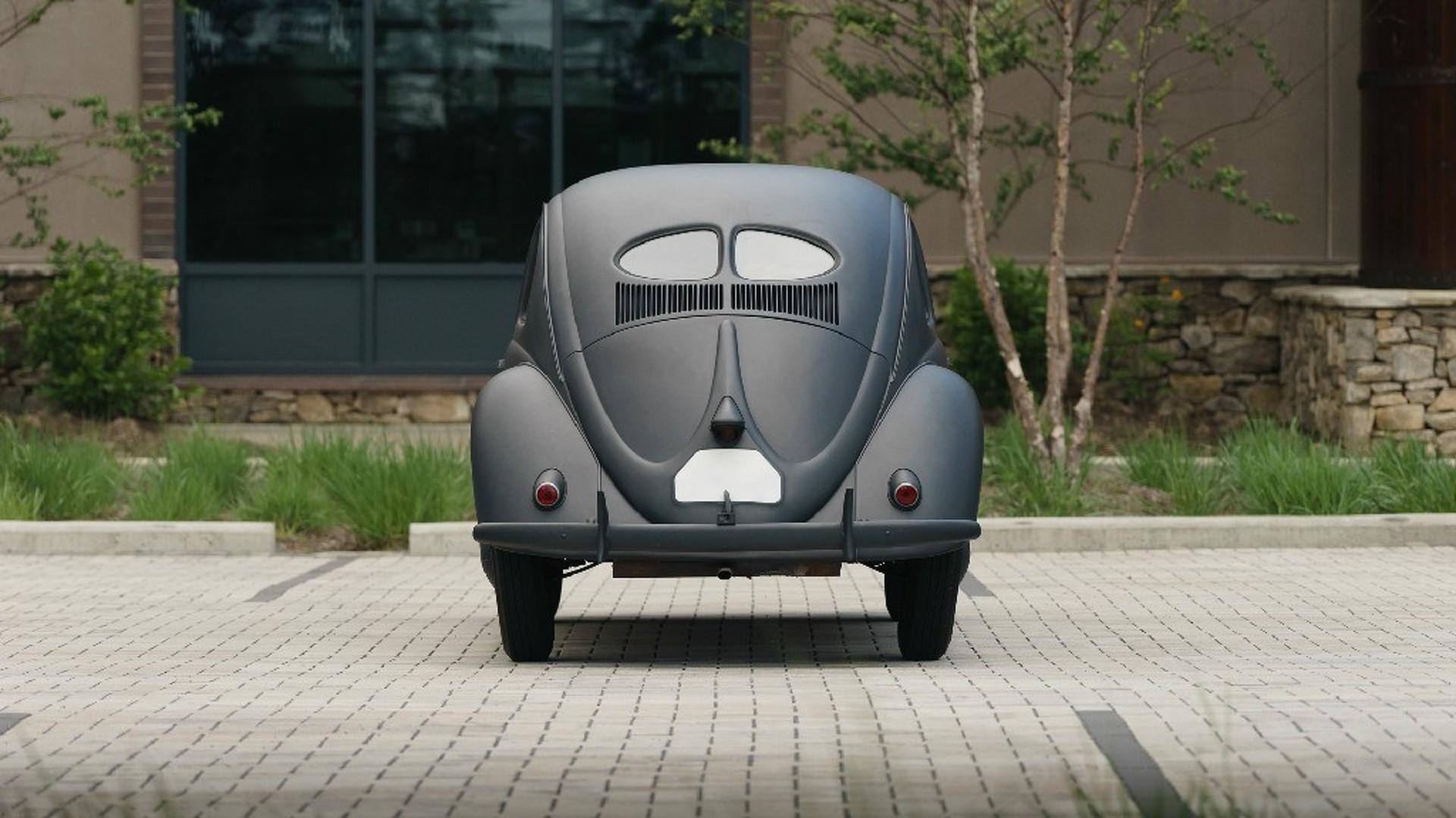 Volkswagen Beetle 1943 KDF Type 60.5