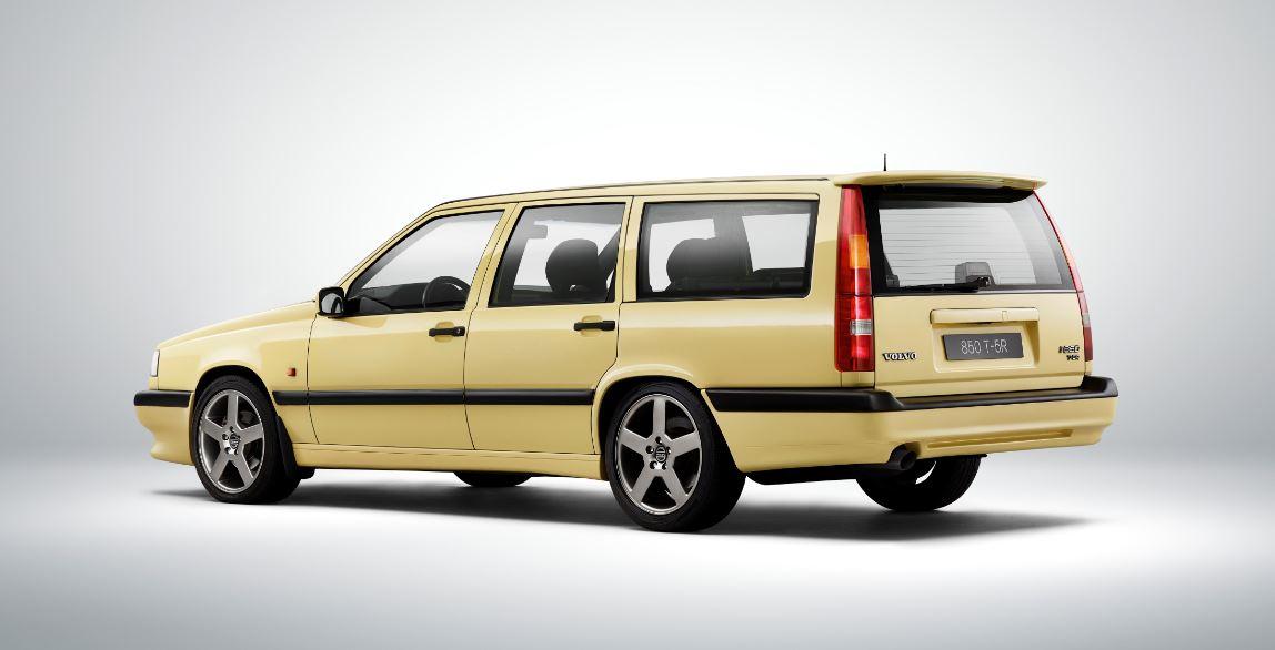 El Volvo 850 cumple 25 añitos: Dedícale un momento a un modelo al que le debemos mucho…