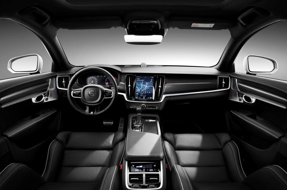 Volvo V90 (2016) 31