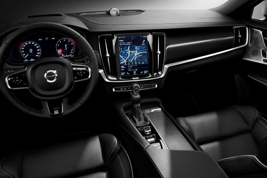 Volvo V90 (2016) 32