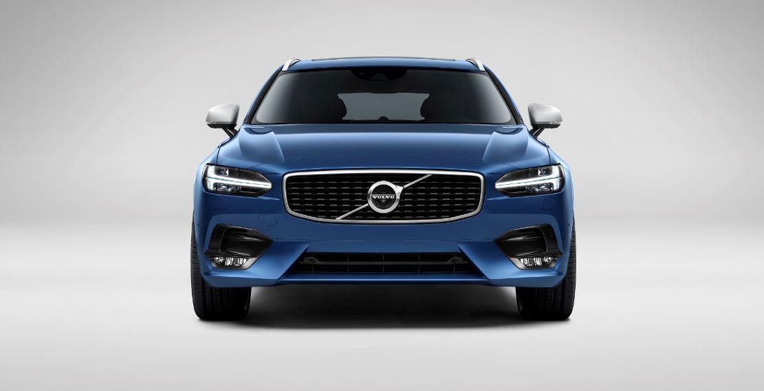 Volvo V90 (2016) 23