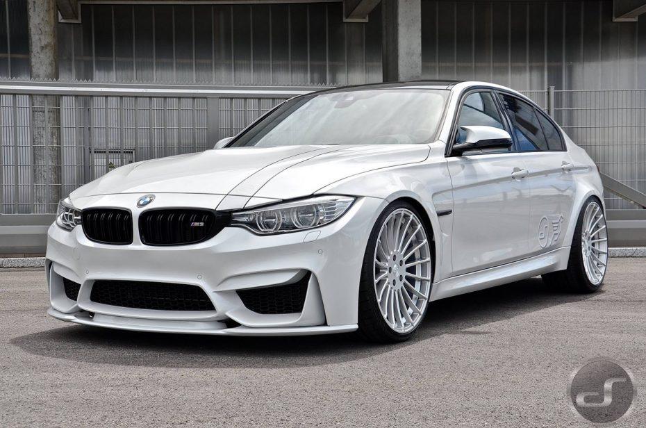 Hamann apuesta por un BMW M3 más salvaje: 530 CV para la berlina bávara