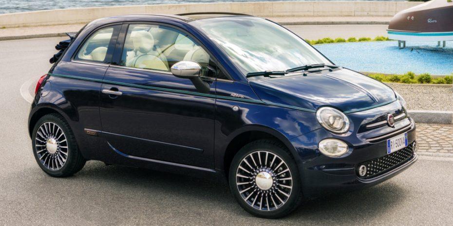 """Aquí está el Fiat 500 """"Riva"""": Edición especial de inspiración náutica"""