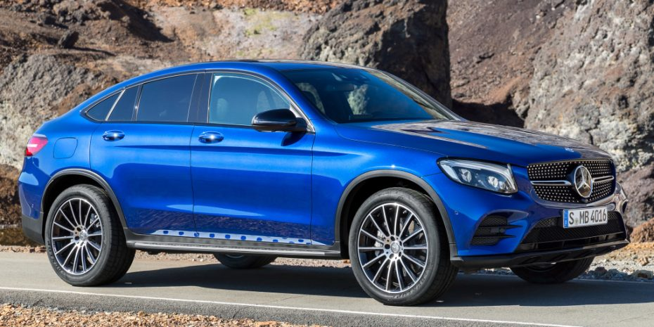 El Mercedes GLC Coupé ya tiene precio en Alemania y será caro: Unos 50.000 € por el más barato