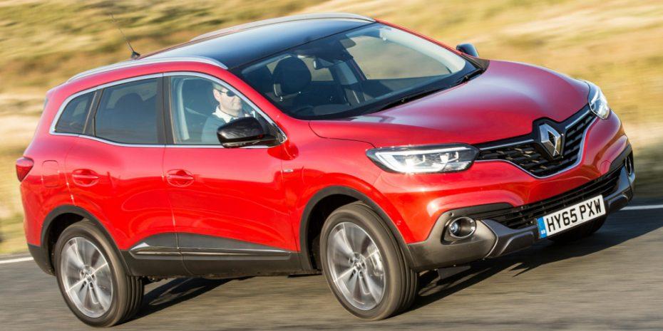 El Renault Kadjar estrena motor 1.6 TCe en gasolina: 165 CV y mejores prestaciones