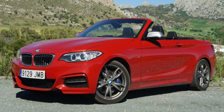 Prueba BMW M235i Cabrio 8AT: 326 CV para disfrutar como niños