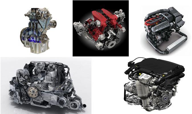 Estos son los mejores motores de 2016: El V8 turbo de Ferrari con sus 3.9 litros en primera posición