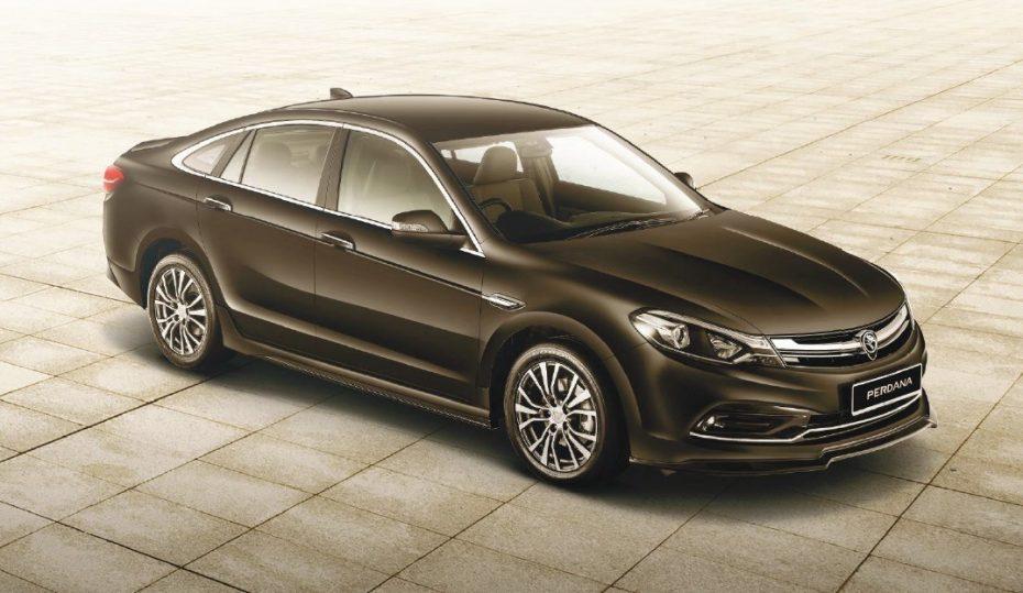 La anterior generación del Honda Accord revive: Nuevo Proton Perdana