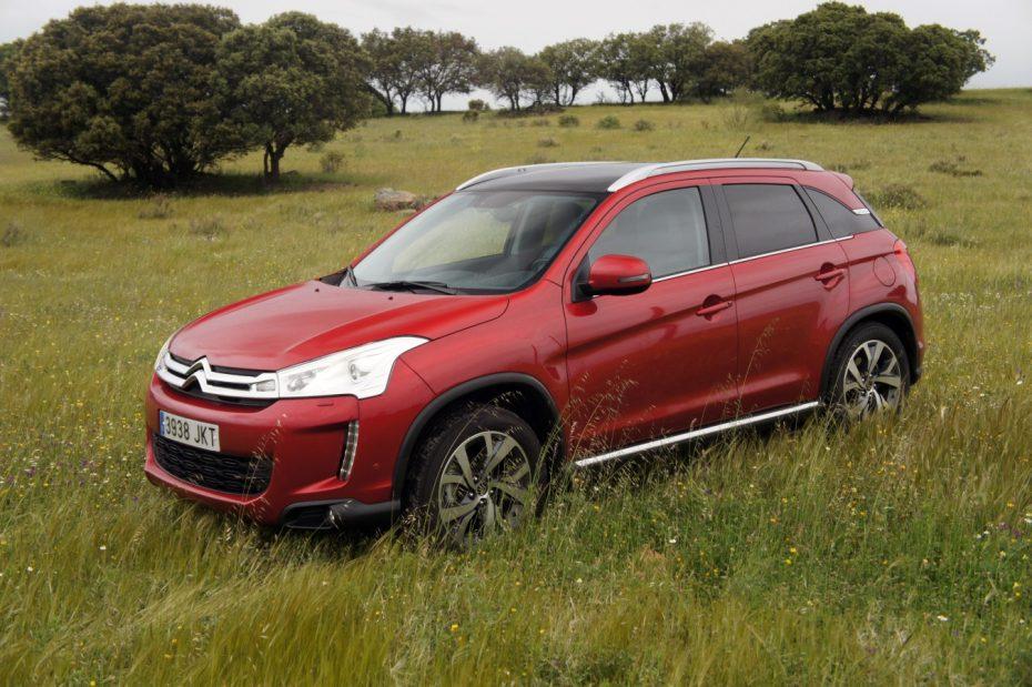 Prueba Citroën C4 Aircross 1.6 e-HDI 115 CV Shine 2WD: Cuando el precio sí que importa