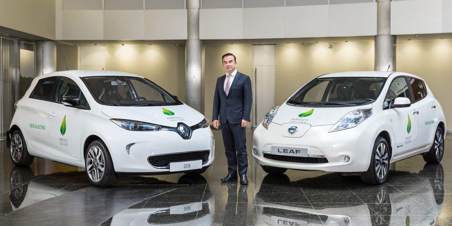 La alianza Renault-Nissan podría superar al Grupo Toyota en 2017: Gracias a Mitsubishi