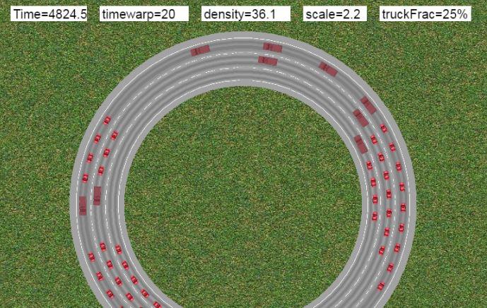 Conviértete en el terror de los conductores con este simulador de atascos y aprende…