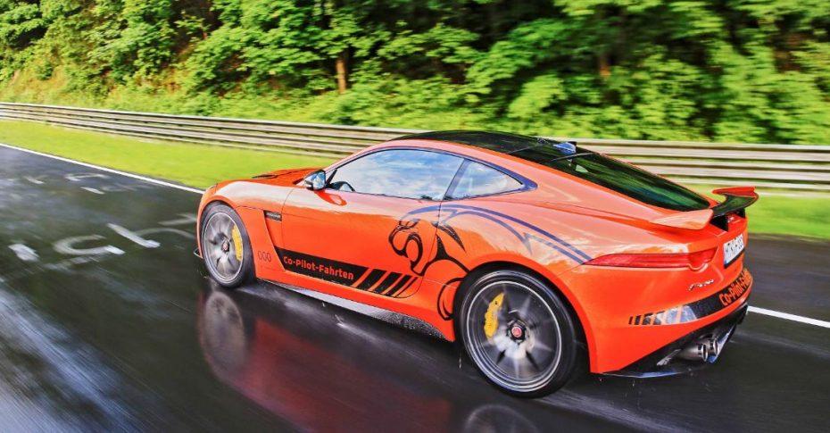 ¿Pagarías 295 euros por una vuelta a Nürburgring?, eso sí, de copiloto…