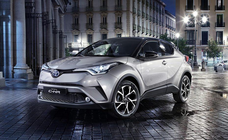 El Toyota C-HR ya tiene precio en Francia: Algo caro según se mire