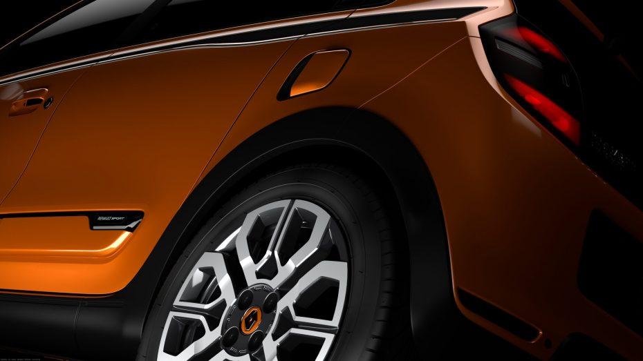En breve conocerás el nuevo juguete de Renault Sport: El Twingo GT