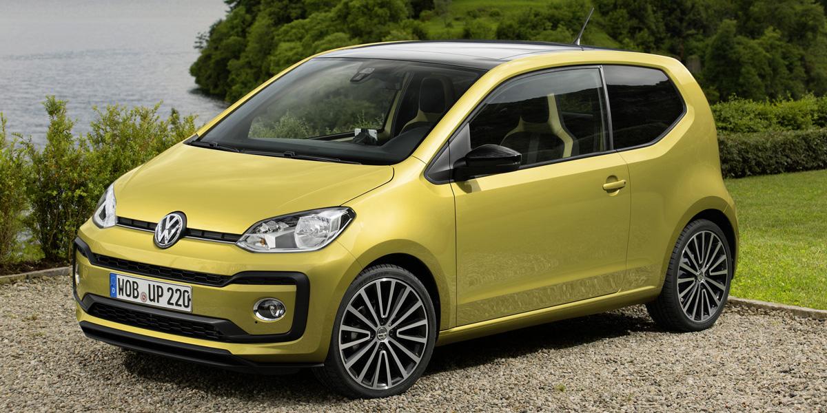 Así es la gama del nuevo Volkswagen Up! para España: El 1.0 TSI de 90 CV se hará de rogar