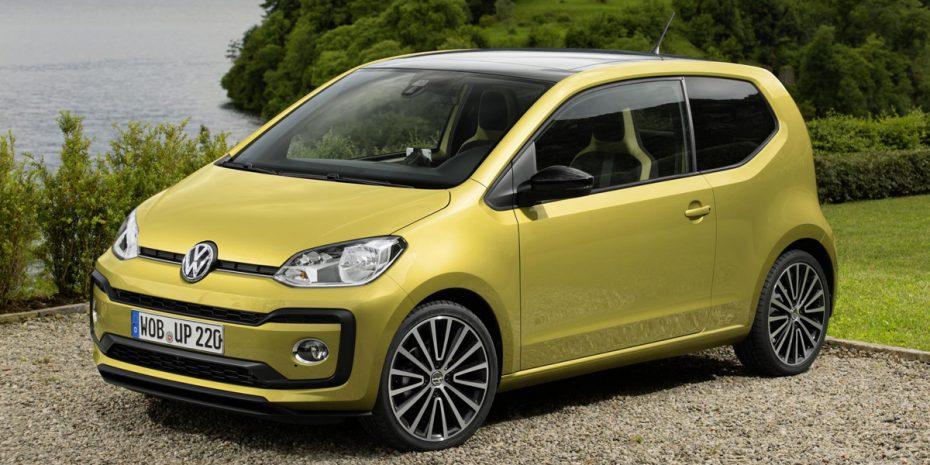 La versión Turbo del Volkswagen Up! aterrizará en septiembre: De 0 a 100 en 9,9 segundos