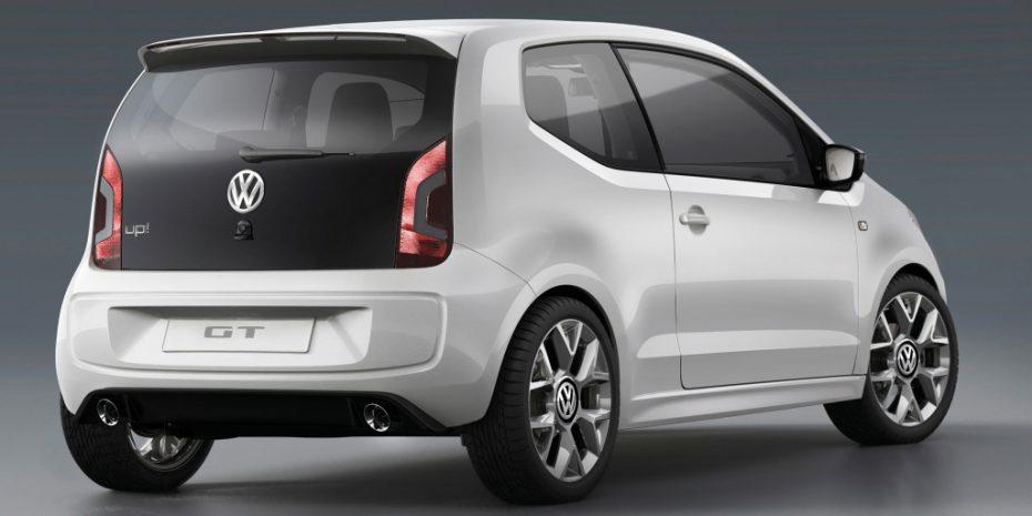 Volkswagen piensa en un Up! GTI con 115 CV y estética rompedora