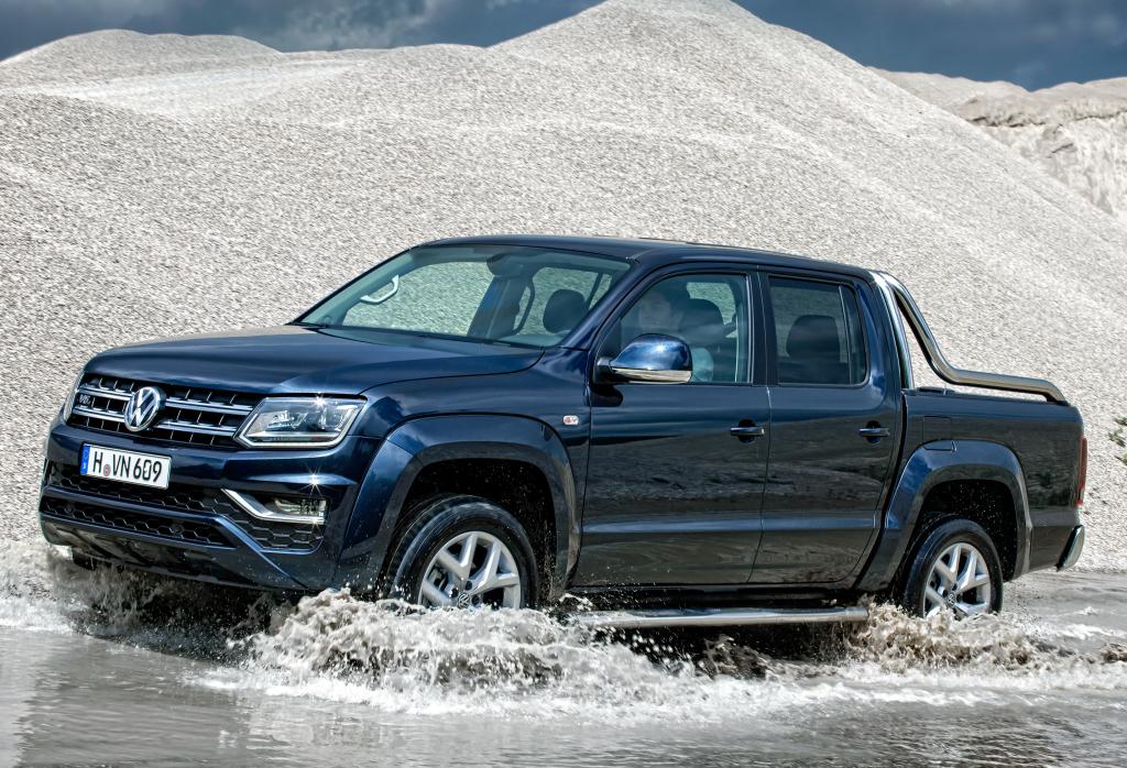 ¿Un todoterreno puro para Volkswagen? Podría ser una realidad partiendo del Amarok