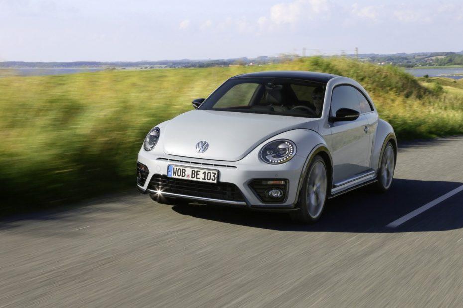 Cesa la comercialización en España del Volkswagen Beetle