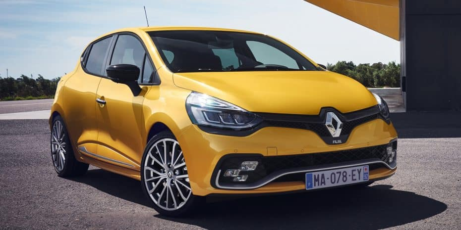 La Euro6d TEMP nos deja sin Renault Clio RS