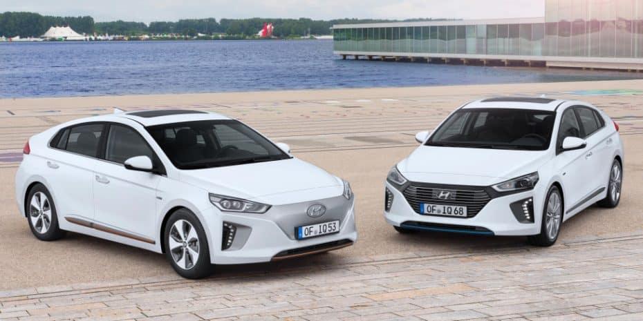 El Hyundai Ioniq ya tiene precios: Inicialmente llega en versiones híbrida y eléctrica