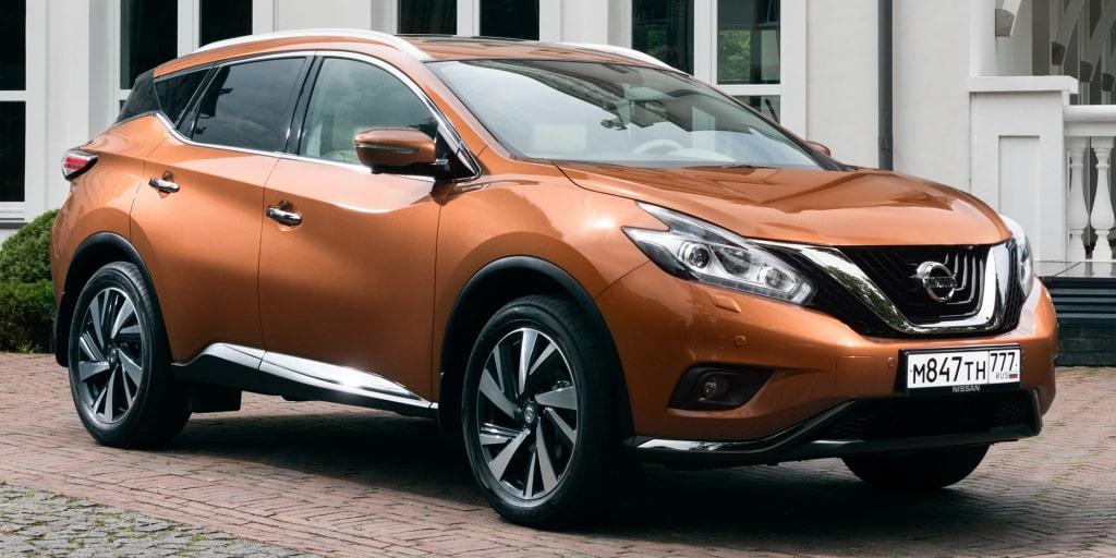 Así es el Nissan Murano europeo: Se fabrica en Rusia para la región