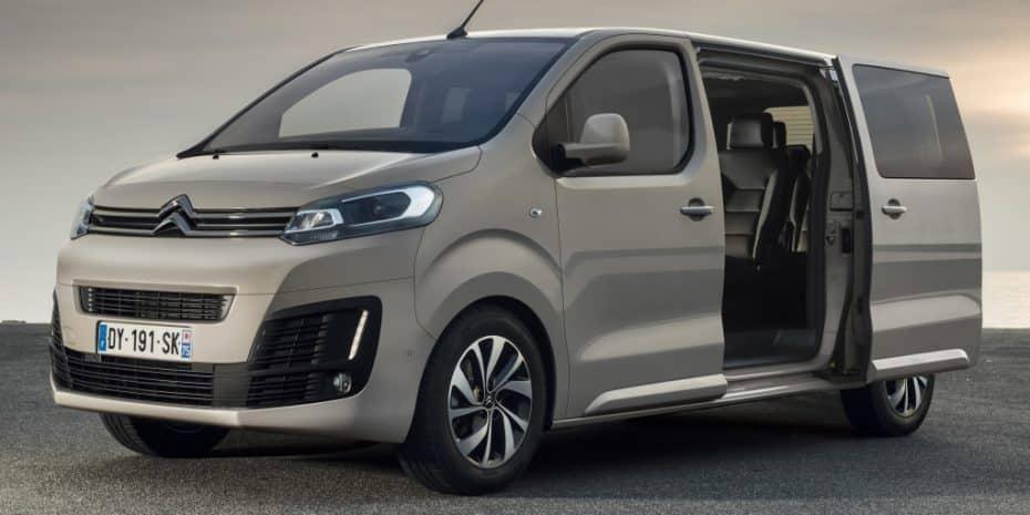 El Citroën Spacetourer ya tiene precios: Algo caro, puede tener mucho equipamiento