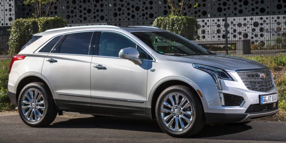 Así es el Cadillac XT5 para Europa: De momento sólo gasolina con más de 300 CV